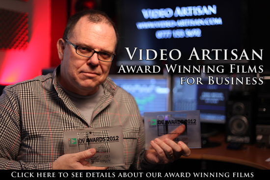 Contact us for an award winning film for your business