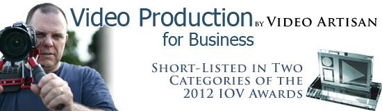IOV Award shortlisted corporate videos