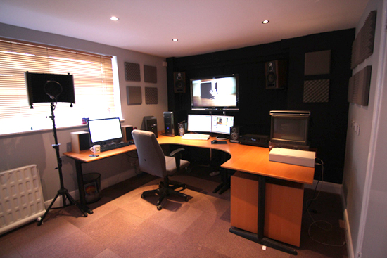 Corporate Video editing facilities on the edge of Epping Forest, Essex