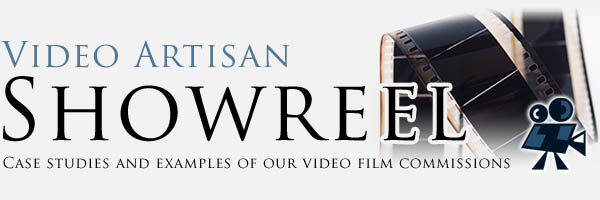 Essex and East London Corporate Video and Business Film Showreel