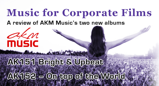 Music for corporate films