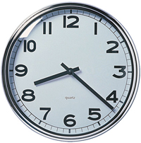 Online promotional video - Clock