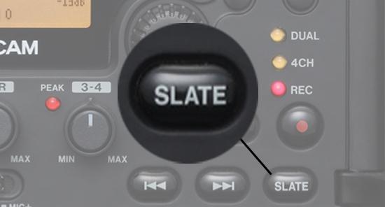 DR-60D Slate function