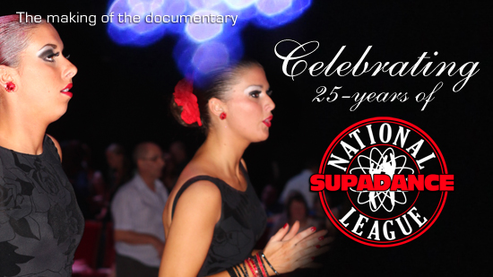 25-years of Supadance National League