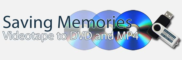 VHS and Video to DVD conversion service