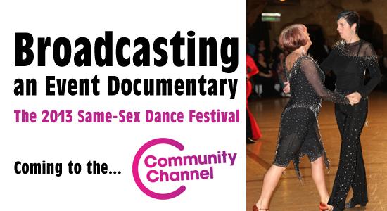 Event documentary broadcast
