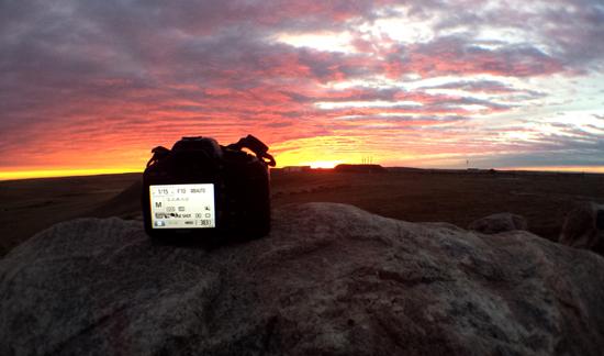 BATUS sunrise