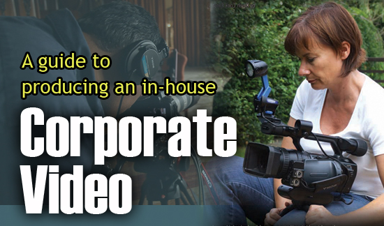 DIY corporate video title