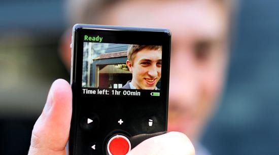 Tiny video camera