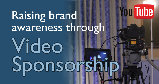 Video Sponsorship title