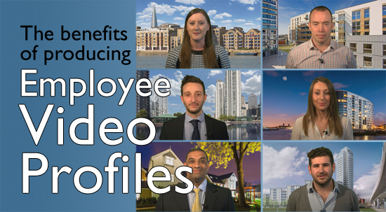 Employee Video Profiles Title