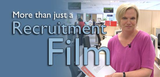 Recruitment Film Title