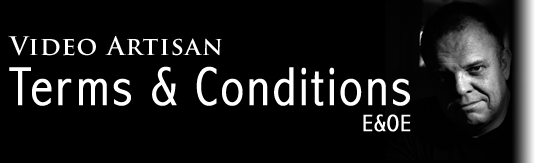 Video Production Terms and Conditions