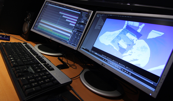 Our Edius Broadcast video production facilities in Loughton