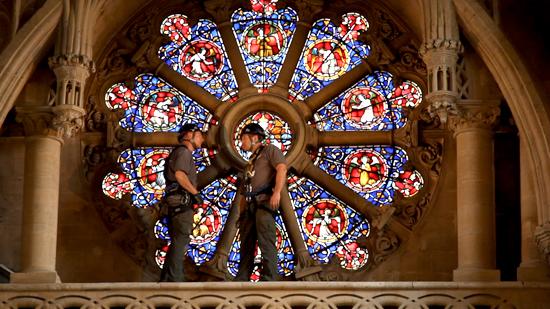 Christ Church Shootings Twitter: Shooting Video At Christ Church College Oxford