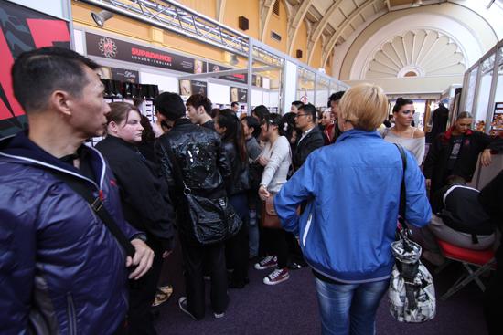 Supadance Sales at the Blackpool Dance Festival