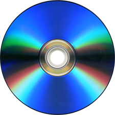VHS to DVD disc