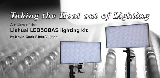 Lishuai LED508AS