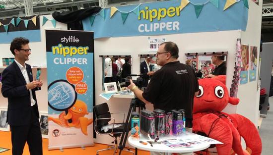 Nipper Clipper Video Diary