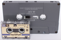Audio Cassette to Audio CD