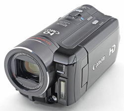 Camcorder HDD to DVD