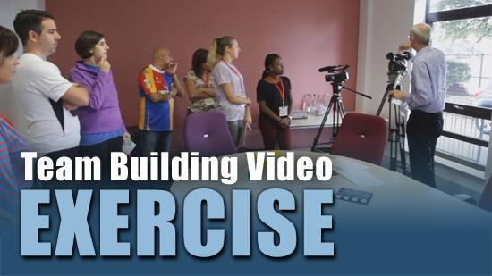 Team building video title