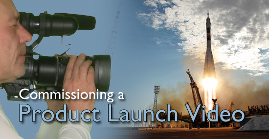 Product Launch Video title