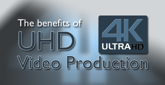 UHD Video Production Title