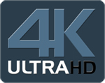 UHD Video Production - UHD logo