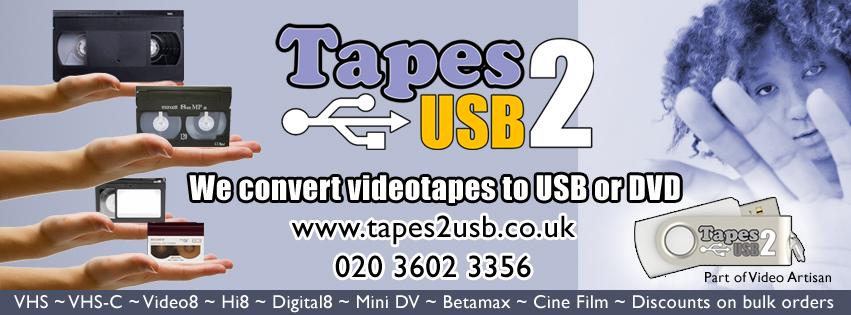 Tapes2USB